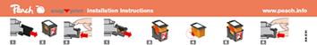 Peach Snap 'n' Print System, HP 56, HP 57. HP 344, HP 338, Canon, Dell & Lexmark